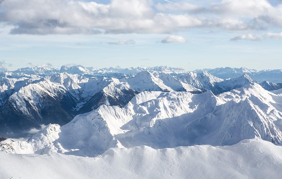 Kitaro Store Finder Berge Schnee